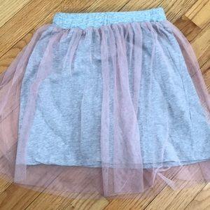 Hollister tutu skirt